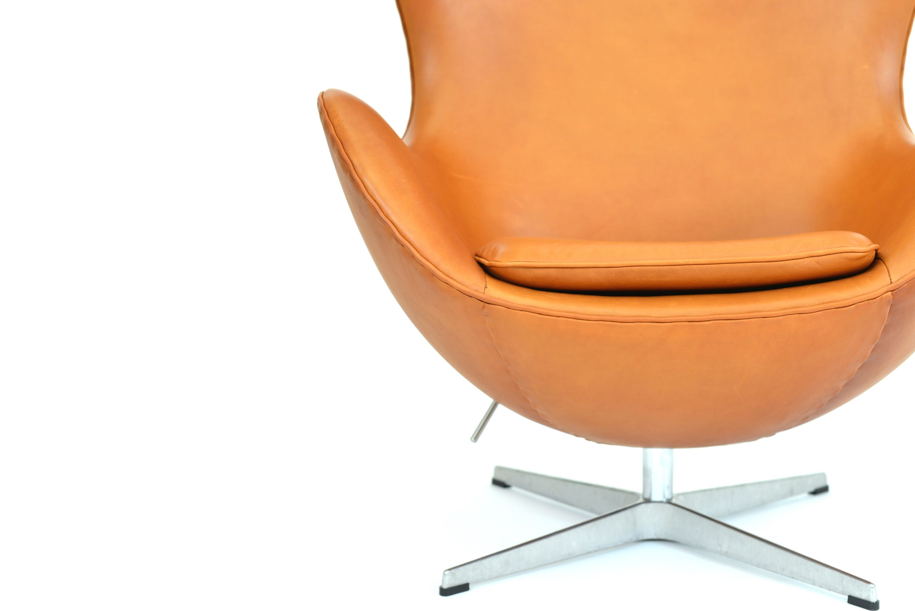 Sessel Eiform Egg Chair Leder Cheap Egg Chair Egg Chair Das Ei Fuhocker Stoff