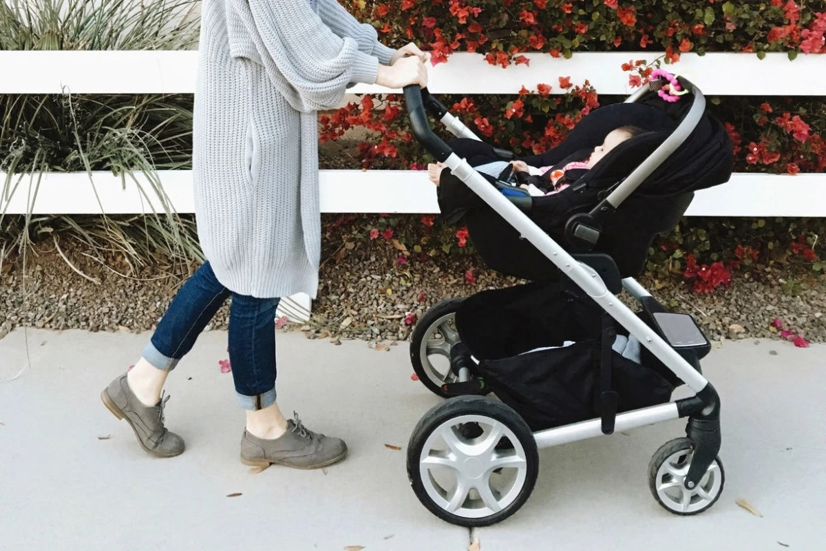 When To Switch From Car Seat To Stroller What Are Car Seat Adapters For Strollers