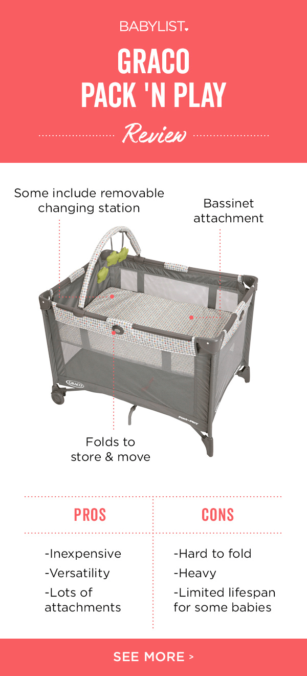 Baby Cradle Dimensions Graco Pack N Play Review