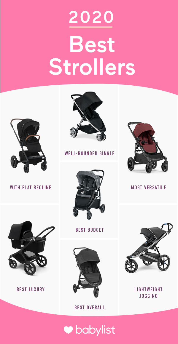 Top Lightweight Travel System Strollers 10 Best Strollers Of 2020