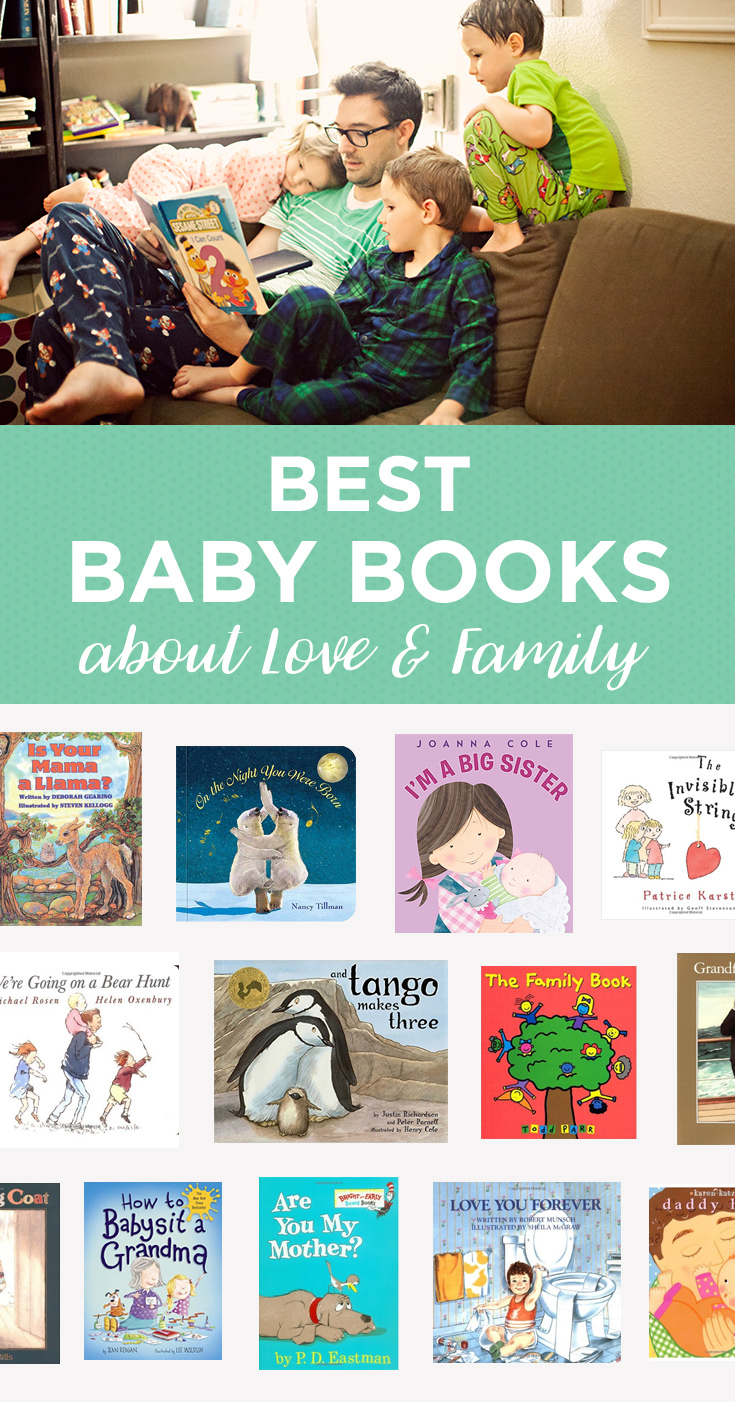 Deluxe Parents Fifteen Baby Books Featuring Family Which Will Help Your Little Onefeel Incredibly Loved Love Family Baby Books Baby Books Year Baby Books baby Best Baby Books