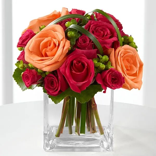 The FTD Deep Emotions Rose Bouquet by BHG in McCook, NE