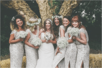 Bride And Bridesmaids | www.pixshark.com - Images ...