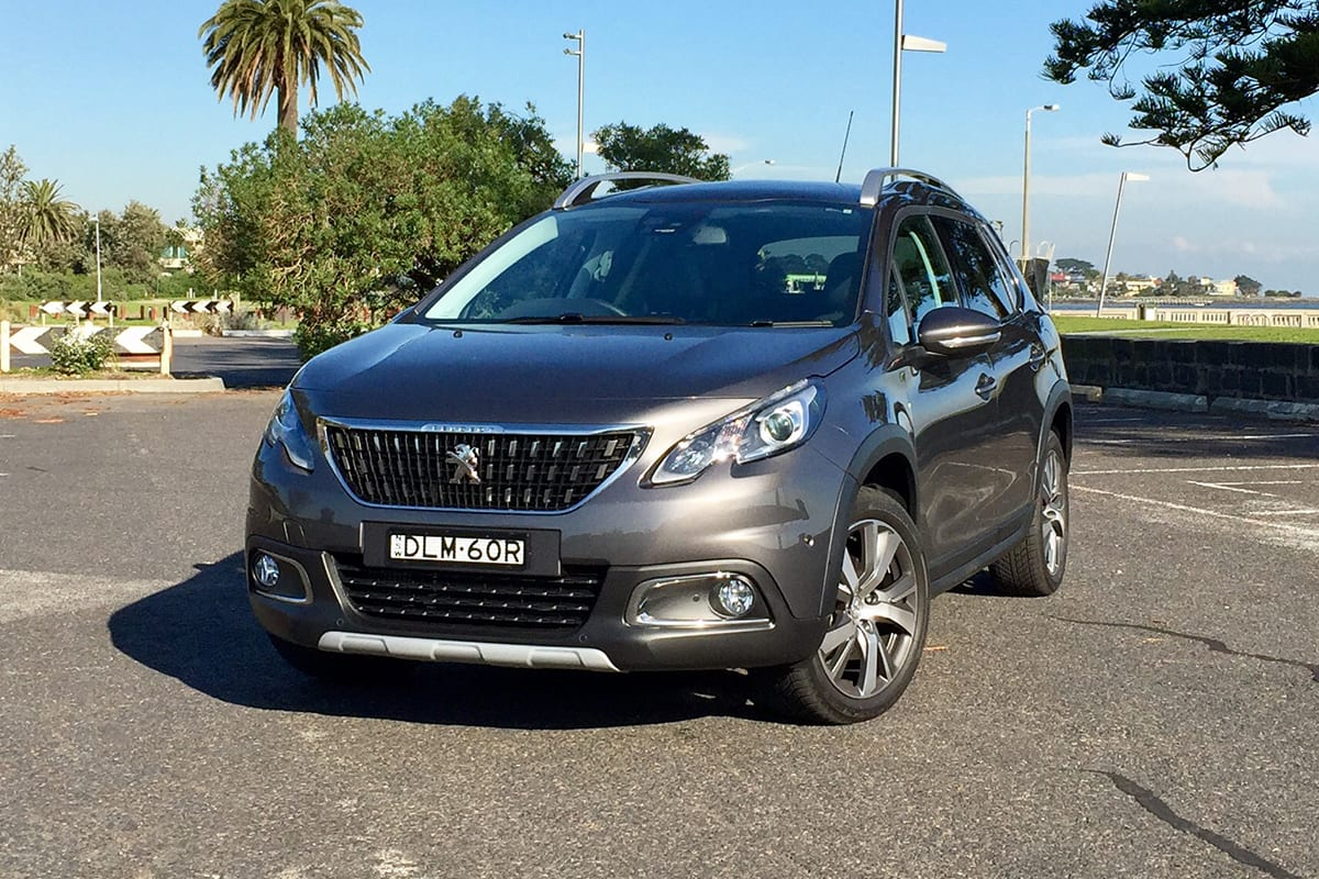 Peugeot 2008 Automatic Review Peugeot 2008 Allure 2017 Review Carsguide