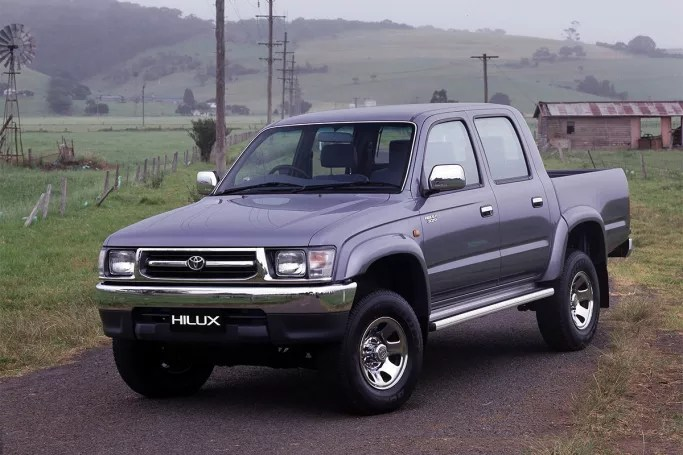 Used Toyota HiLux review 1997-2005 CarsGuide
