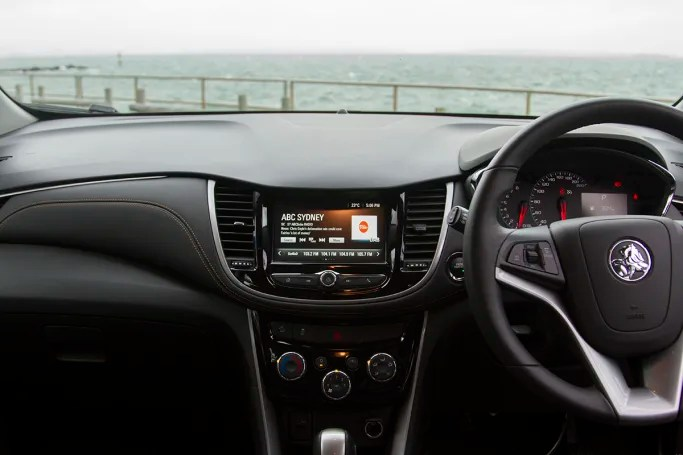 Holden Trax 2018 Review Carsguide