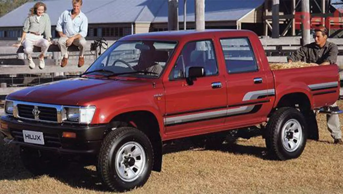 Used Toyota HiLux review 1988-1997 CarsGuide