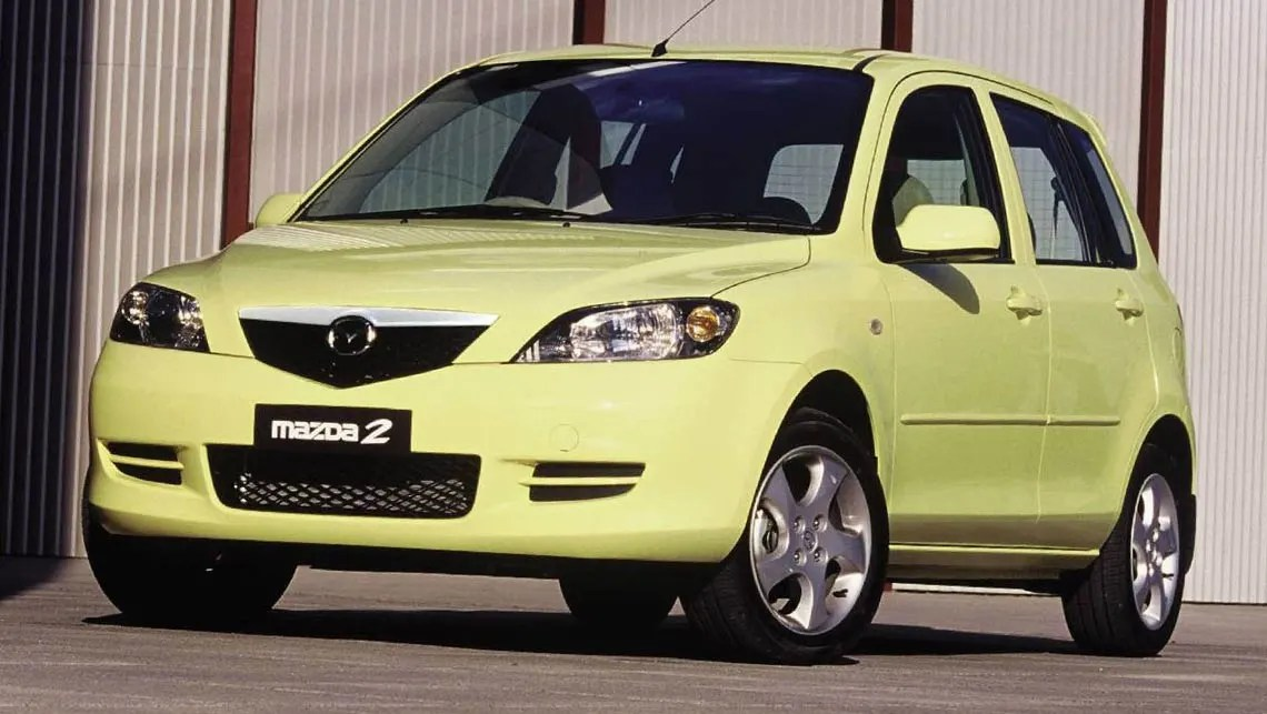 Used Mazda 2 review 2002-2013 CarsGuide