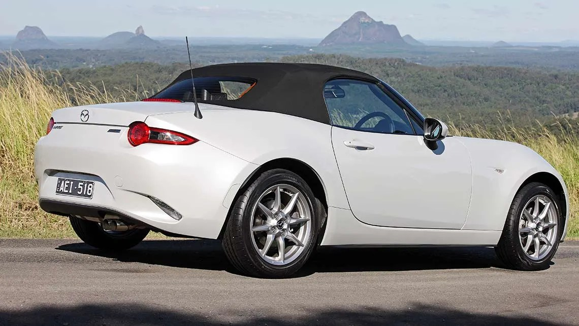 Mazda MX-5 GT 2015 review CarsGuide