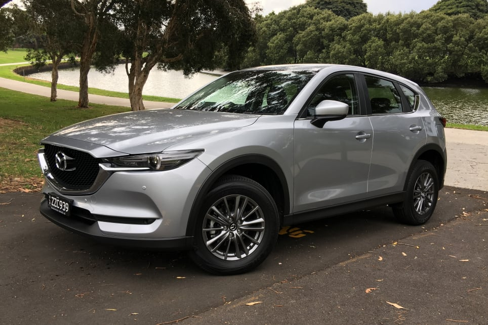 Mazda Cx 5 Touring Petrol 2017 Review Carsguide
