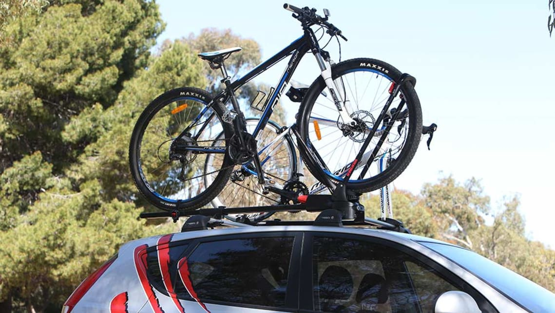 How To Carry Bikes With Your Car Safely And Legally Car Advice Carsguide