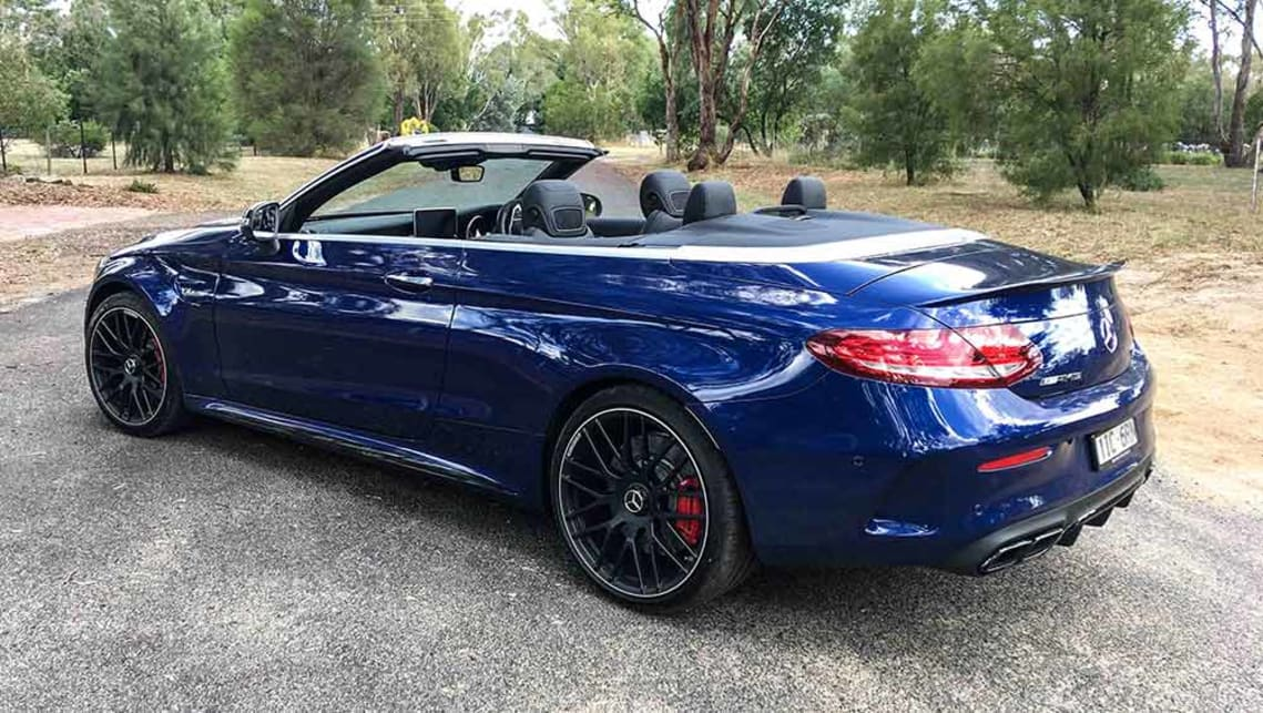 Car Dash Wallpaper Mercedes Amg C63 S Cabriolet 2017 Review Carsguide