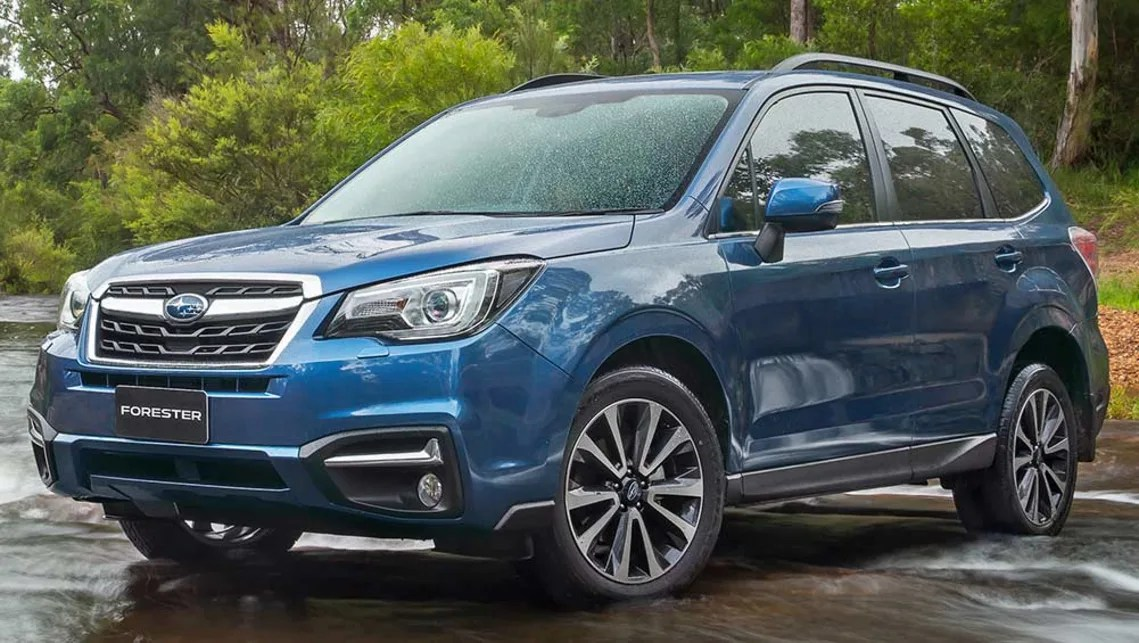 Subaru Forester 25i-S 2016 review CarsGuide