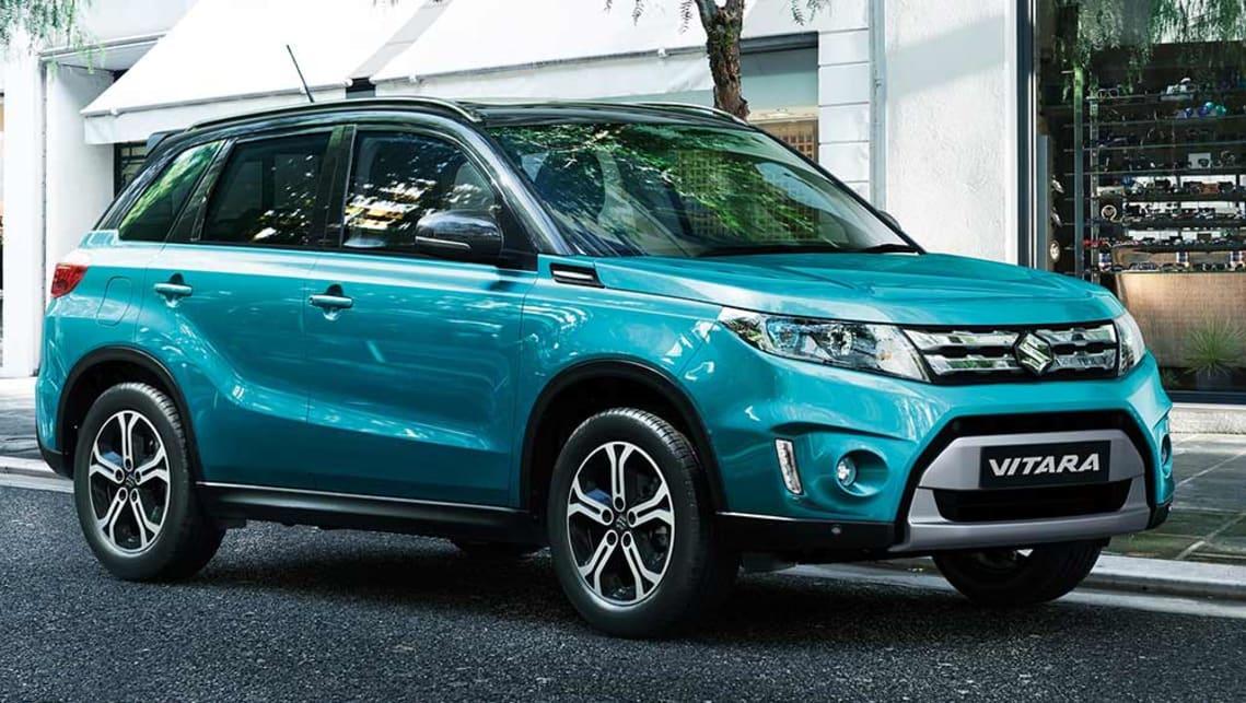 Morgan Car Wallpaper Suzuki Vitara Rt X 2015 Review Carsguide