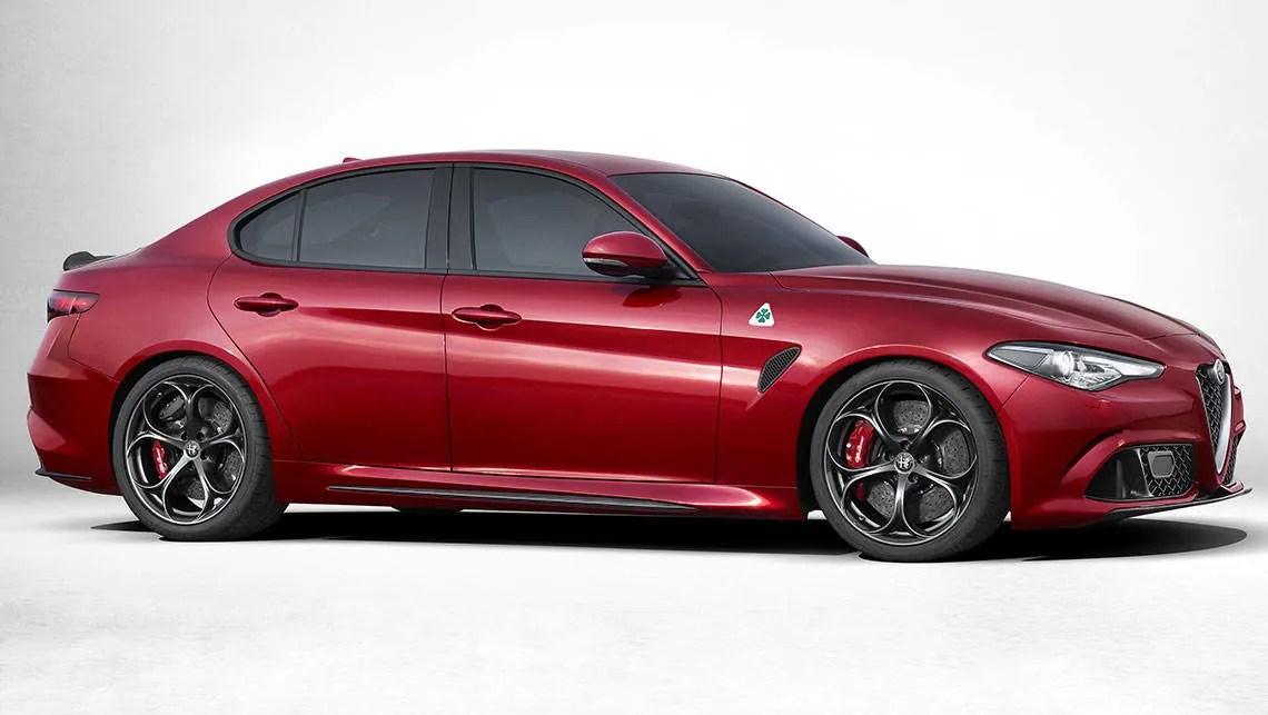 2016 Alfa Romeo Giulia detailed video - Car News CarsGuide