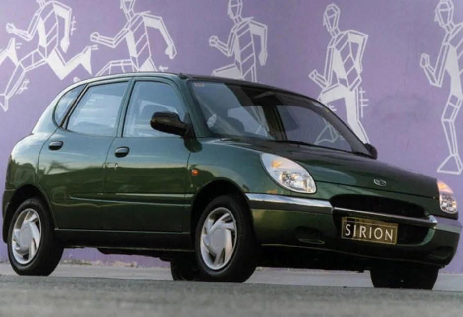 Used Daihatsu Sirion review 1998-2002 CarsGuide