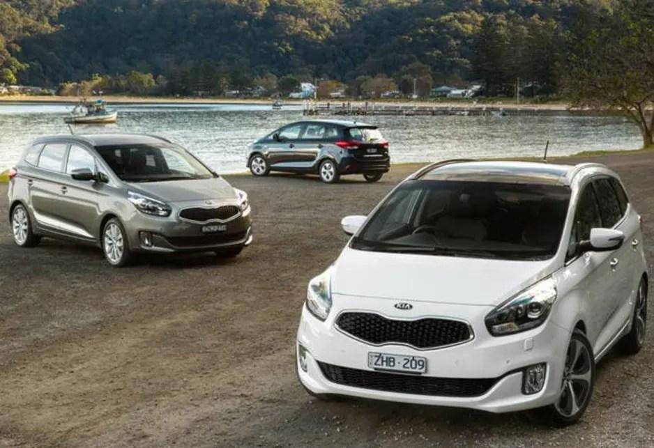 Kia Rondo 2013 review CarsGuide
