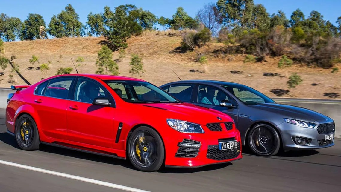 Ford Falcon XR6 Sprint, XR8 Sprint and HSV GTS 2016 review CarsGuide