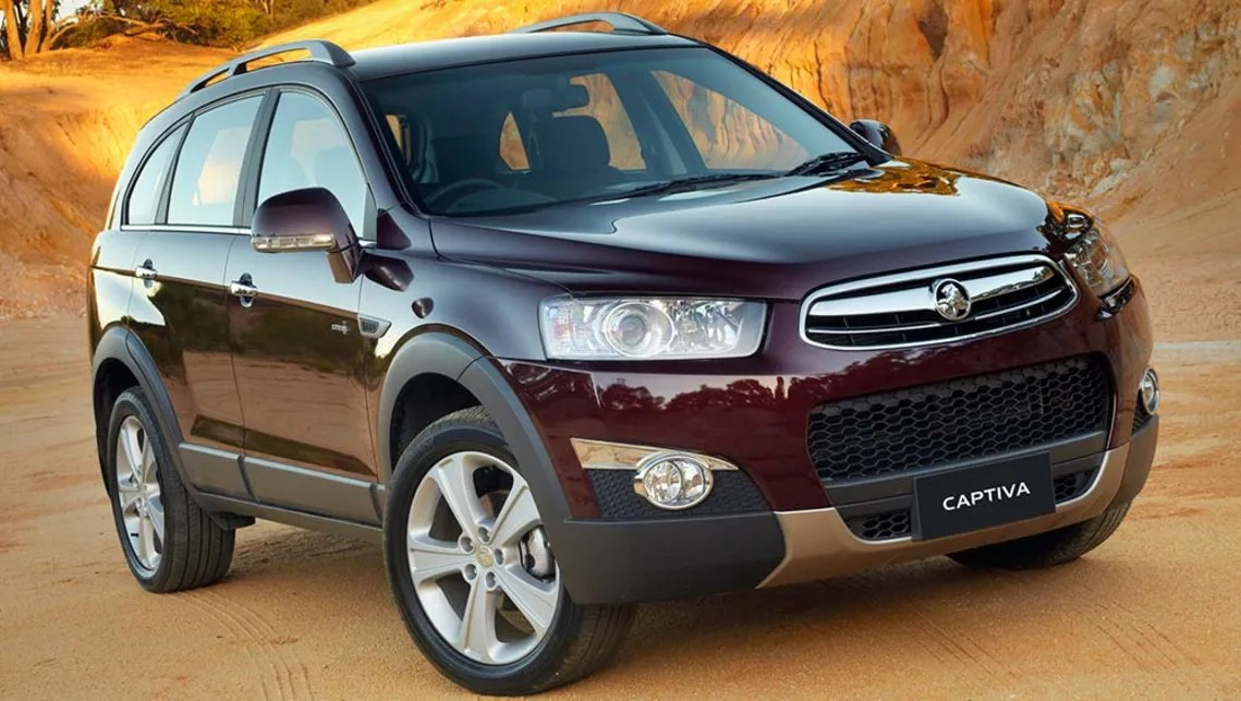 Used Holden Captiva review 2008-2013 CarsGuide