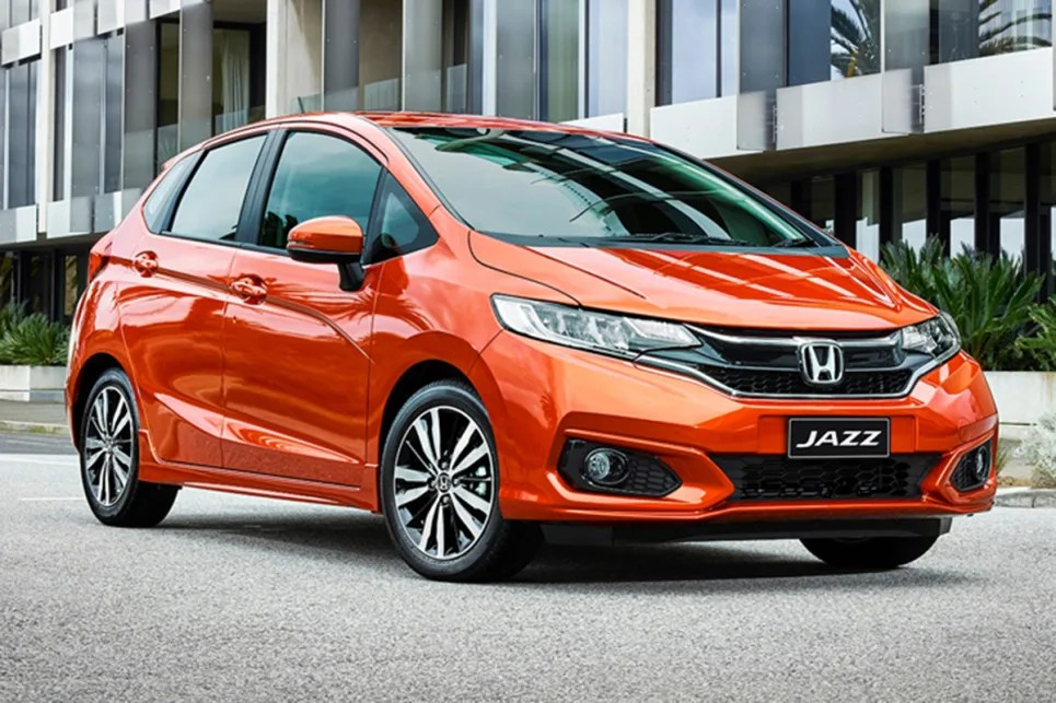 Honda Jazz 2017 Pricing And Spec Confirmed Car News