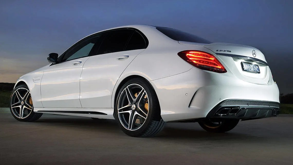 Smart Car Wallpaper Mercedes Benz C63 Amg S 2015 Review Carsguide