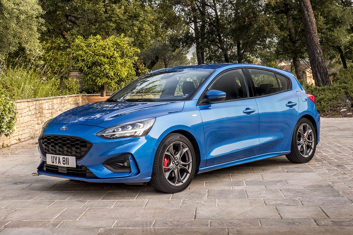 Ford Focus St Line Ford Focus 2019 Review Carsguide