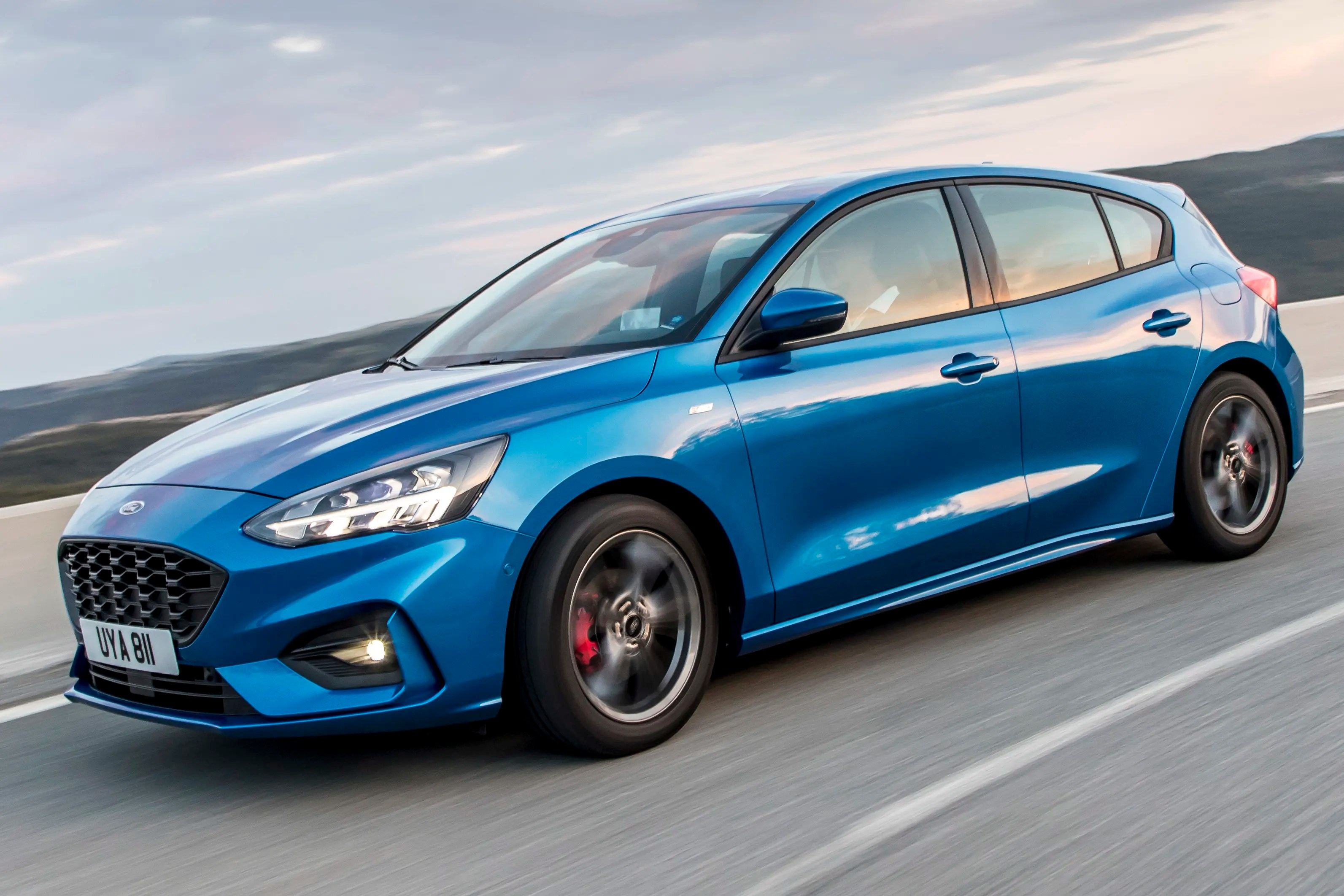 Ford Focus St Line Ford Focus St Line 2019 Review Snapshot Carsguide