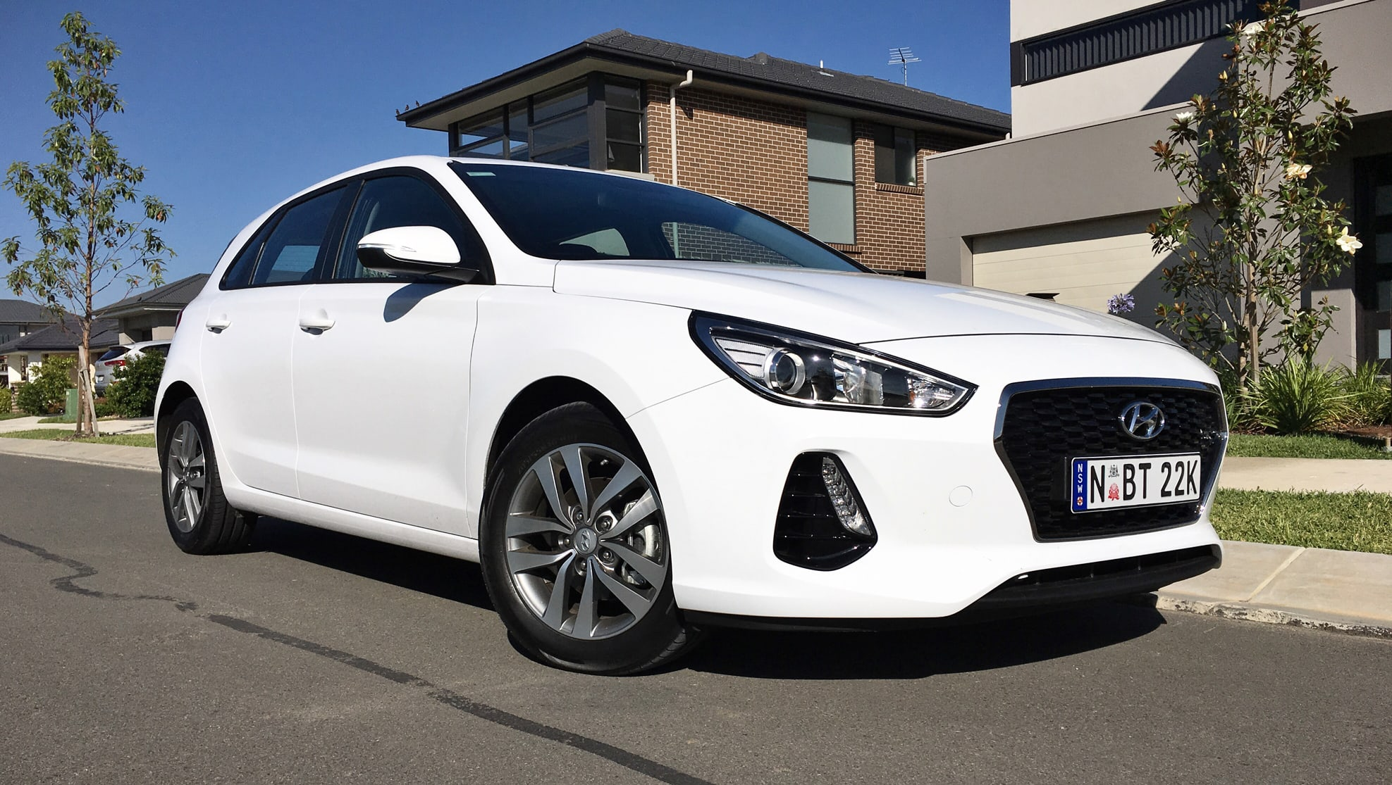 Hyundai I30 Wagon Interieur Hyundai I30 2018 Review Active Manual Carsguide