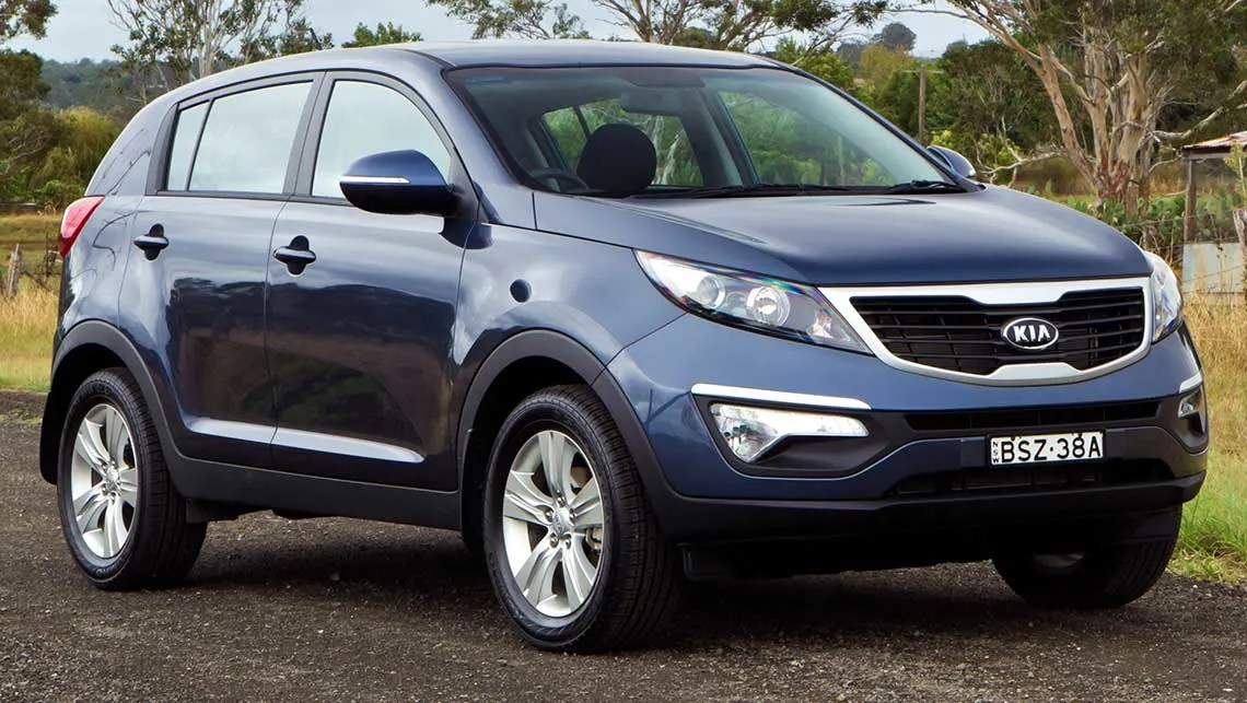 Used Kia Sportage review 2010-2013 CarsGuide