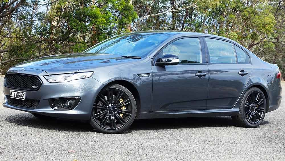 FG X Ford Falcon XR6 Sprint and XR8 Sprint 2016 review CarsGuide