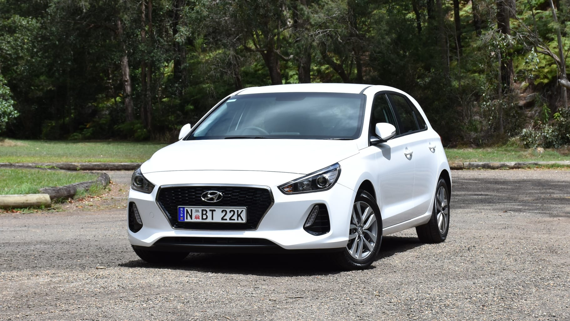 Hyundai I30 Wagon Interieur Hyundai I30 Active 2018 Review Weekend Test Carsguide