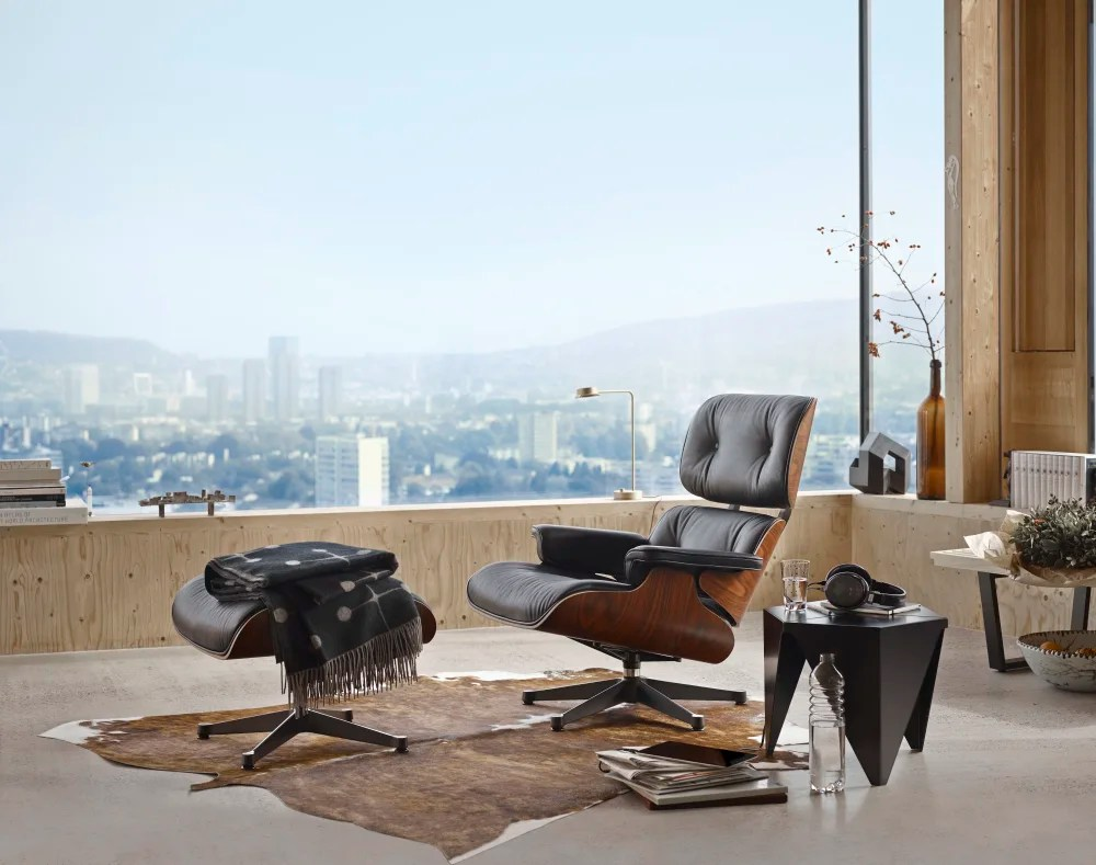 Charles Eames Lounge Chair Eames Lounge Chair By Vitra