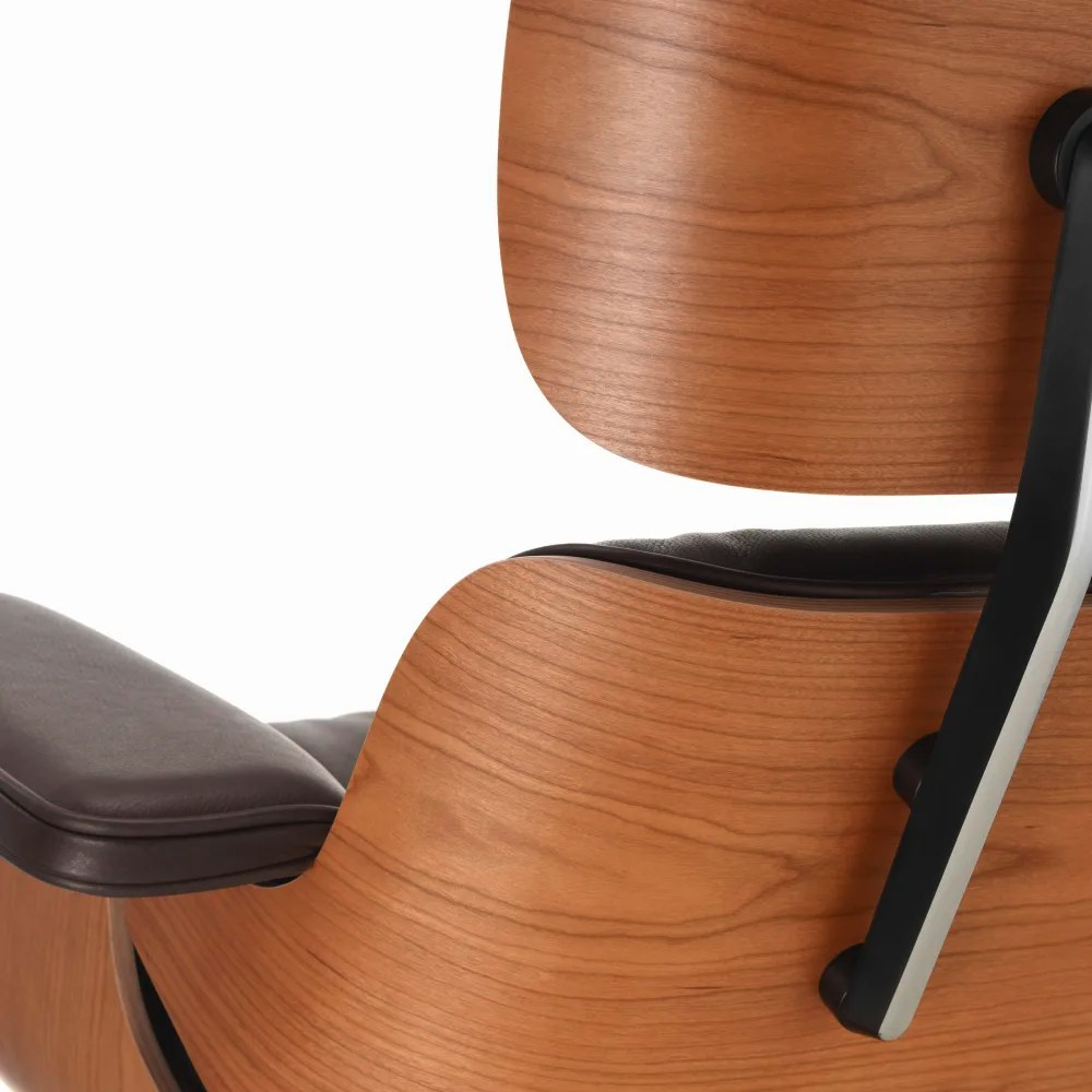 Vitra Eames Lounge Chair Vitra Eames Lounge Chair Ottoman American Cherry Shell From Vitra