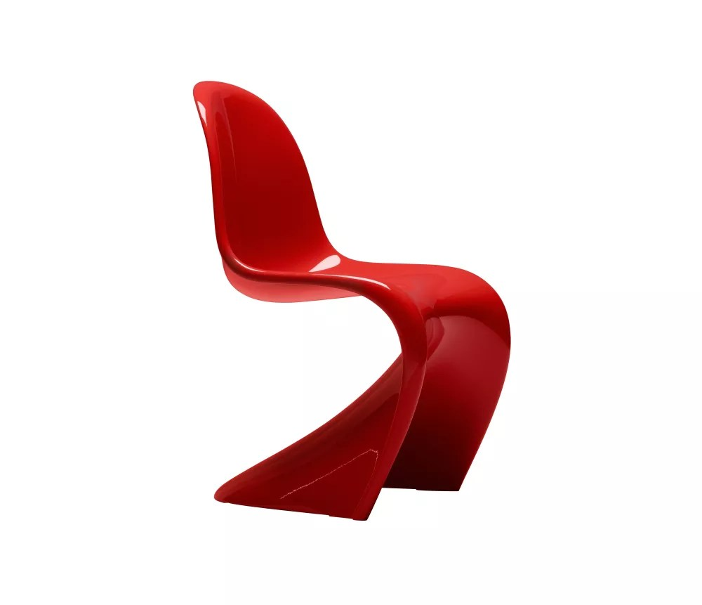 Panton Chairs Panton Chair Classic 11 White By Verner Panton For Vitra