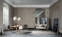 Pedrera Coffee Table Frame Matt Black by Barba Corsini for ...