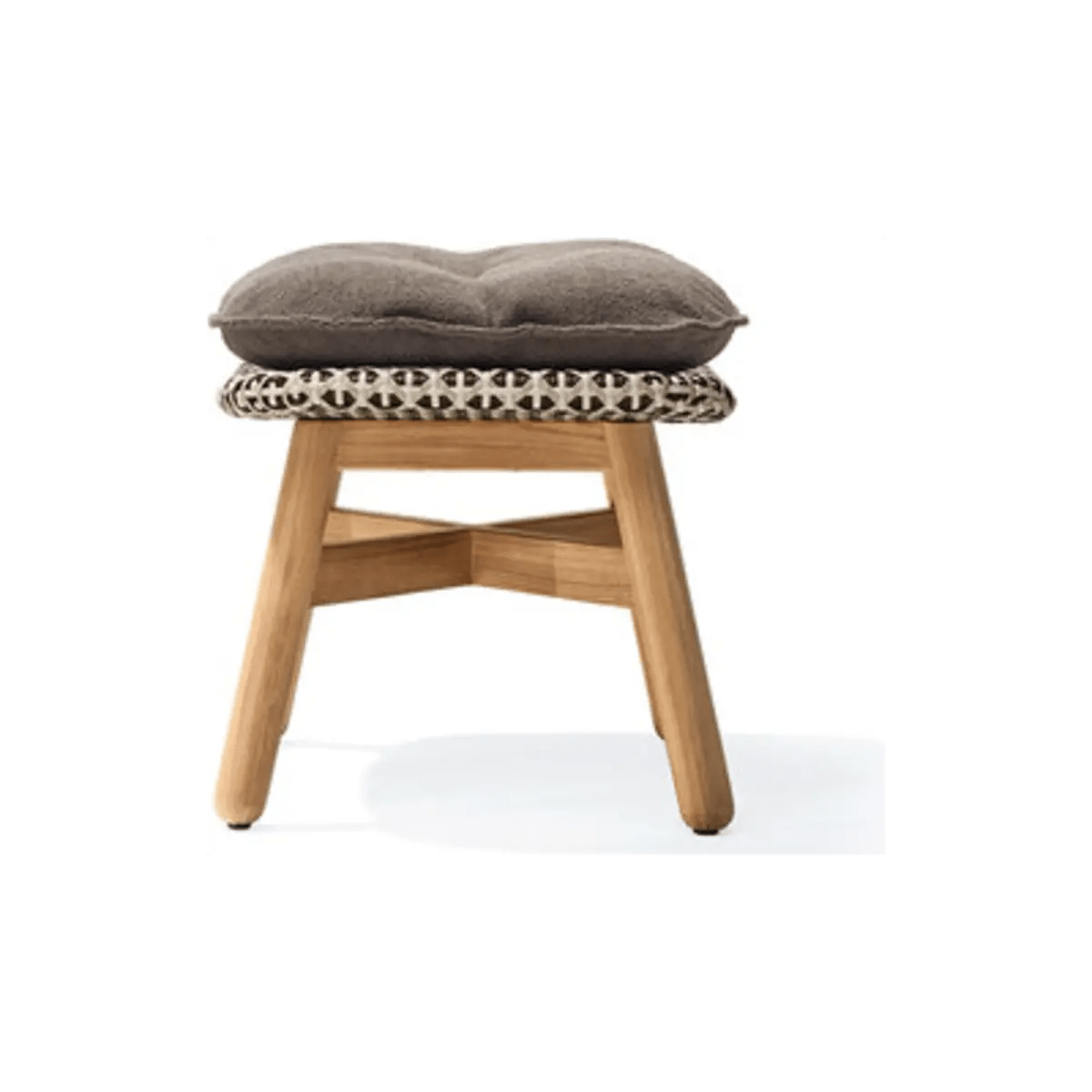 Dedon Mbrace Mbrace Lounge Chair Footstool By Dedon By Dedon Clippings