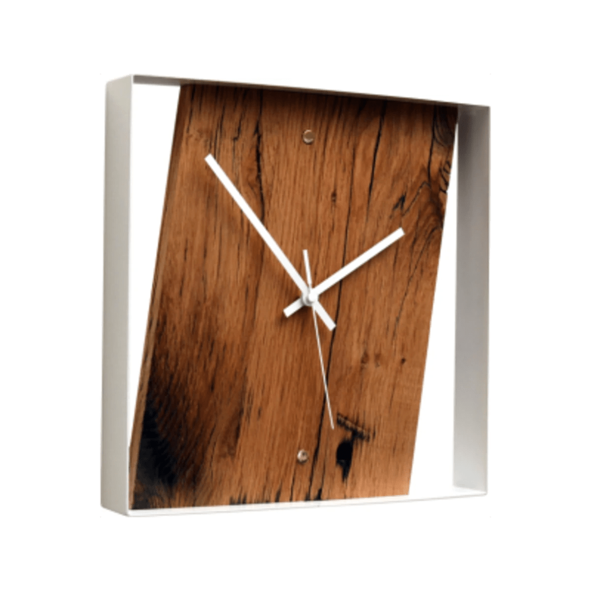 Meubles Hay France Reclaimed French Oak Wall Clock By Jam Furniture Clippings