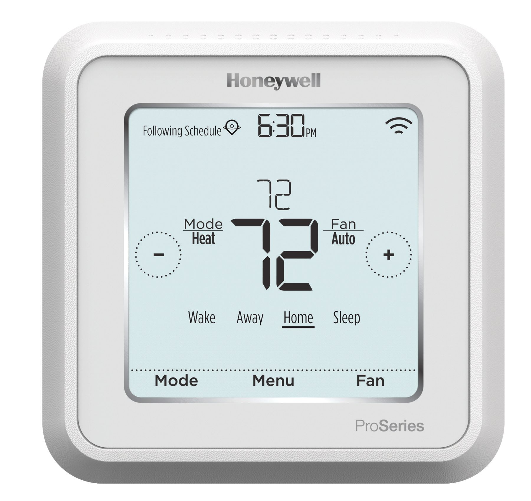 Honeywell Programmable Thermostat Th6220wf2006 Honeywell Thermostats