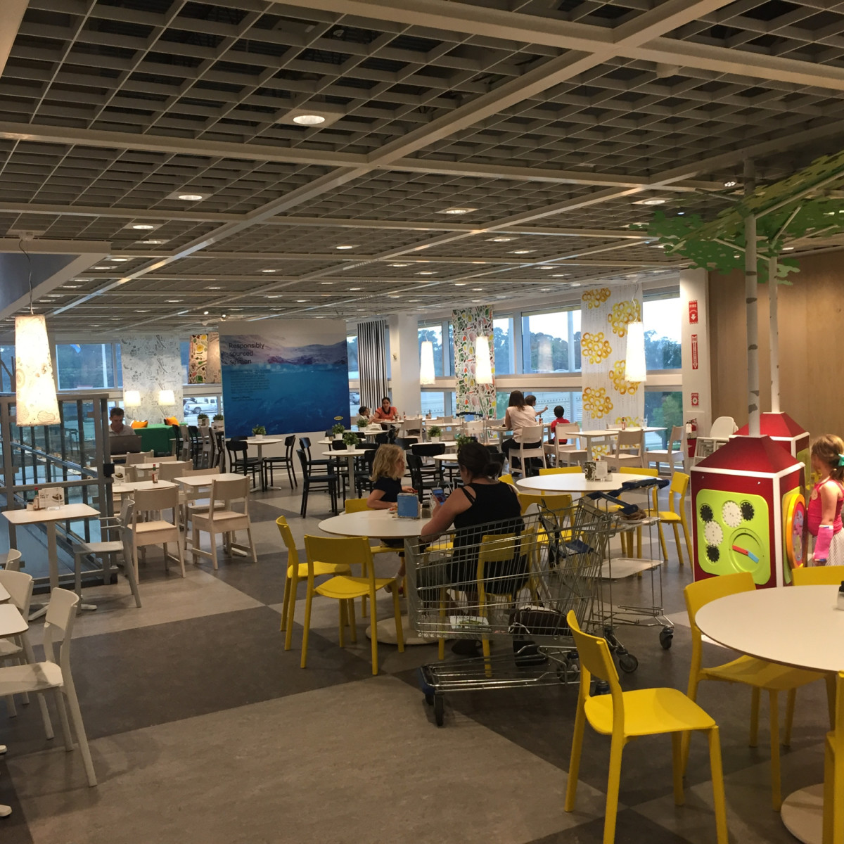 Ikea French Days Not Exactly Destination Dining But Ikea Remodel Does Offer Value
