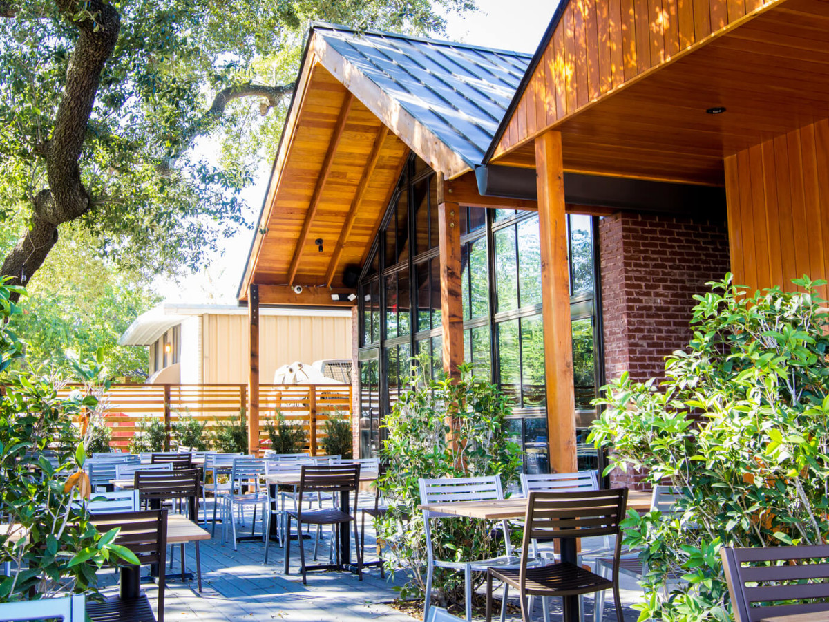 Enjoy The Great Outdoors 10 Wonderful New Restaurant And