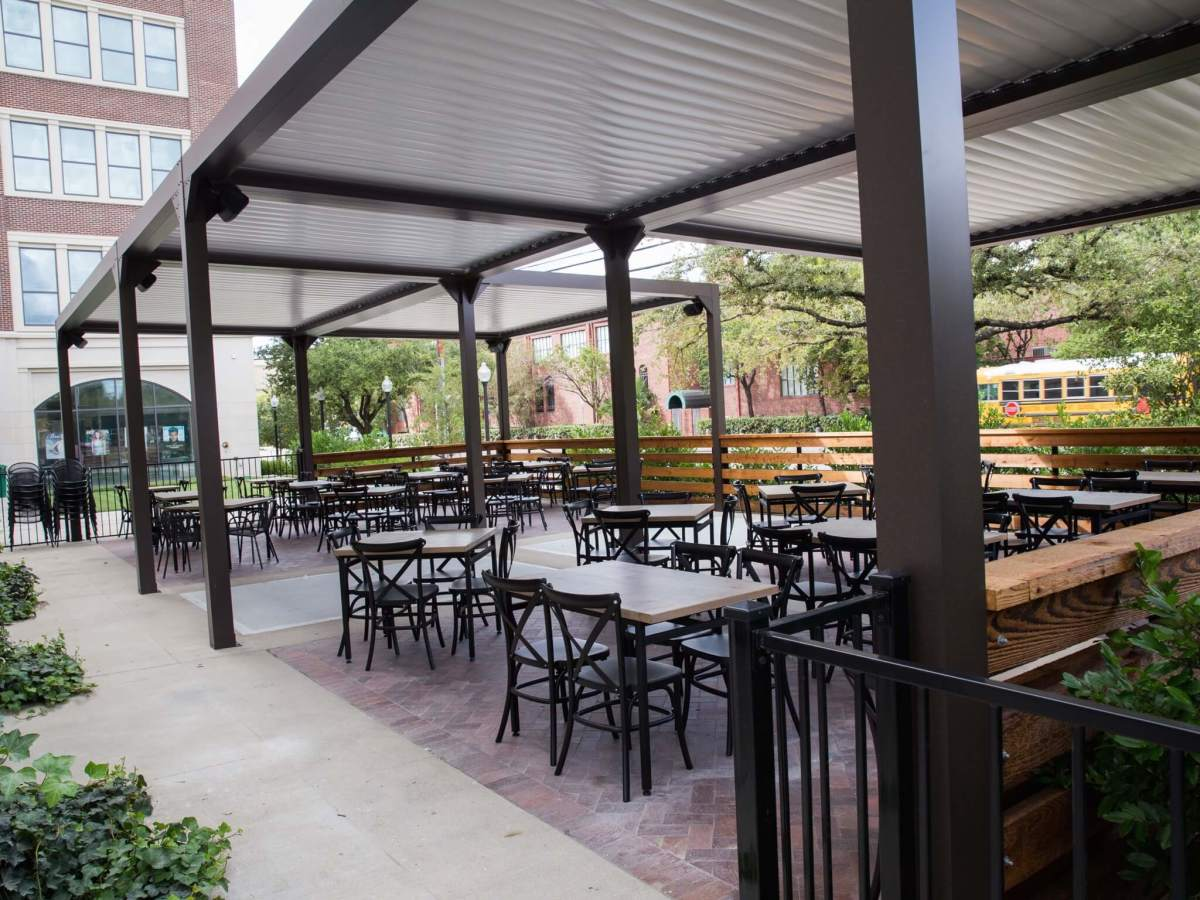 Patio Outdoor The 9 Best New Outdoor Restaurant Patios To Enjoy Fall S Cooler