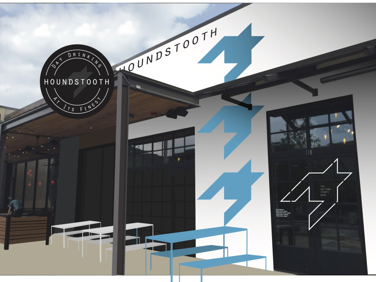 Outdoor Living Northside Coffee Shop Spills The Beans On Boozy New Location In Domain