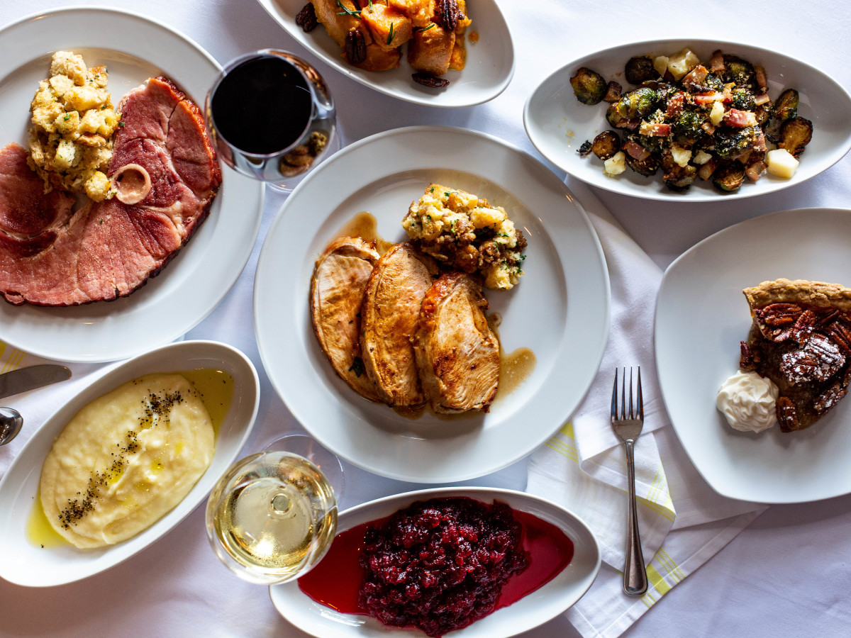 Cucina Restaurant Rockefeller Center Where To Dine In Houston On Thanksgiving New Restaurants