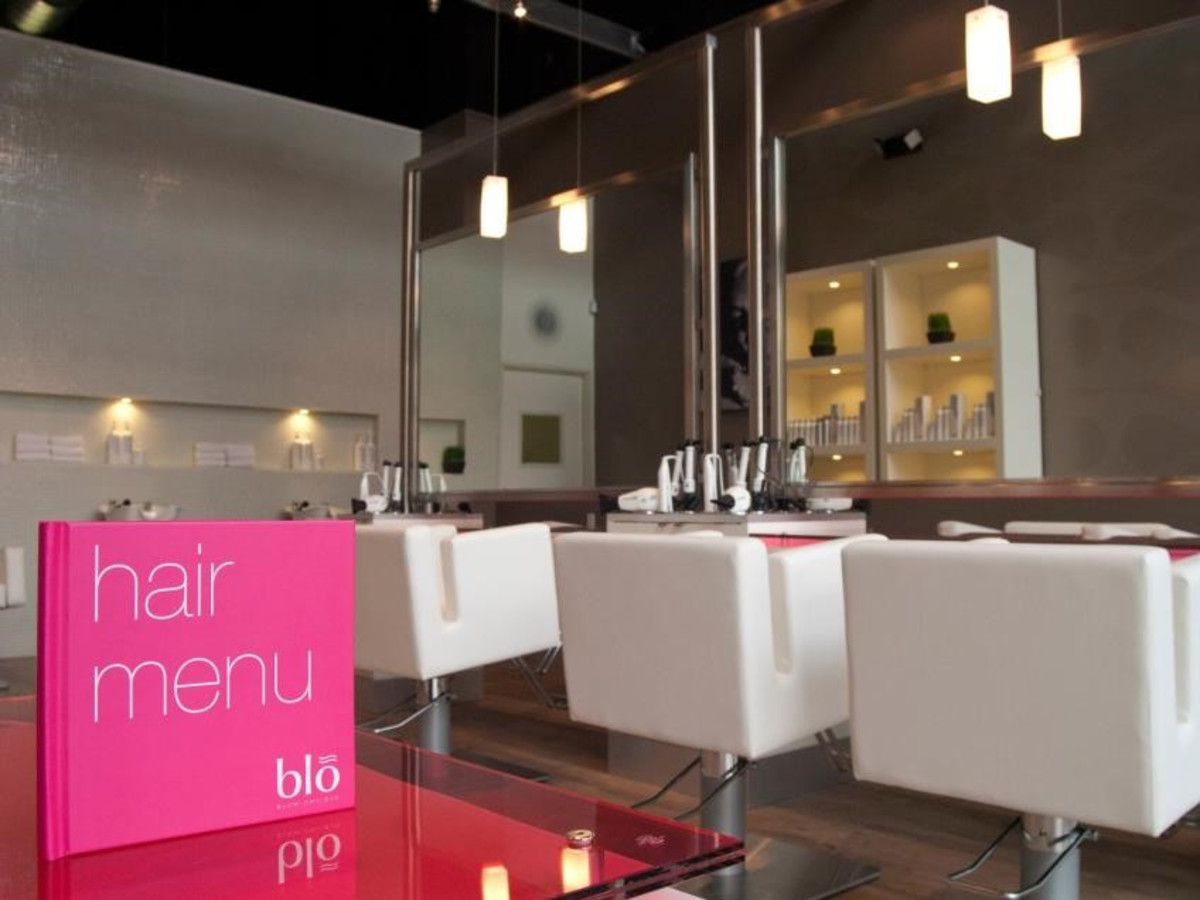 Original Salon New Blow Dry Salon Takes Its Expert Tease To North Dallas Dos