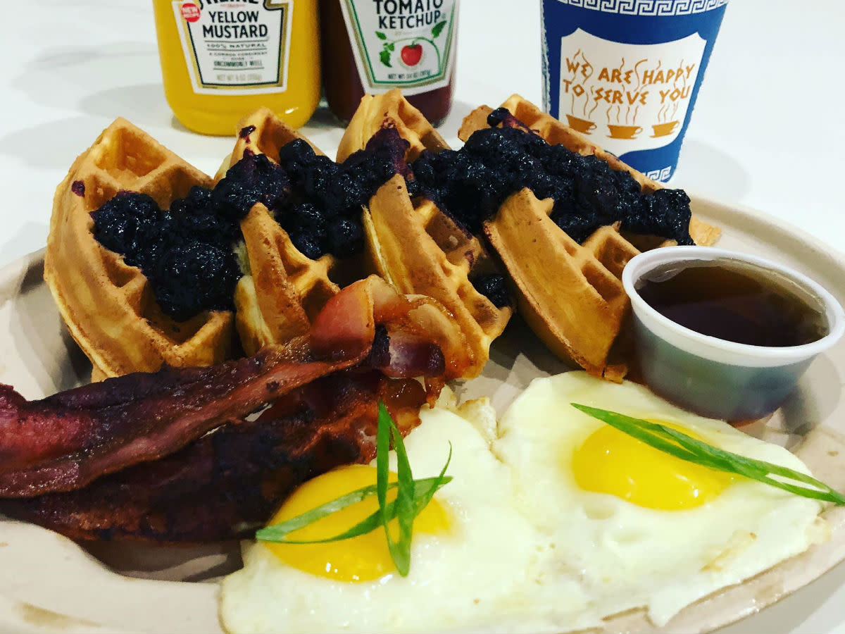 Breakfast All Day New Downtown Dallas Restaurant Hits Up The Breakfast All Day Crowd