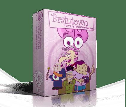 Braintown Box
