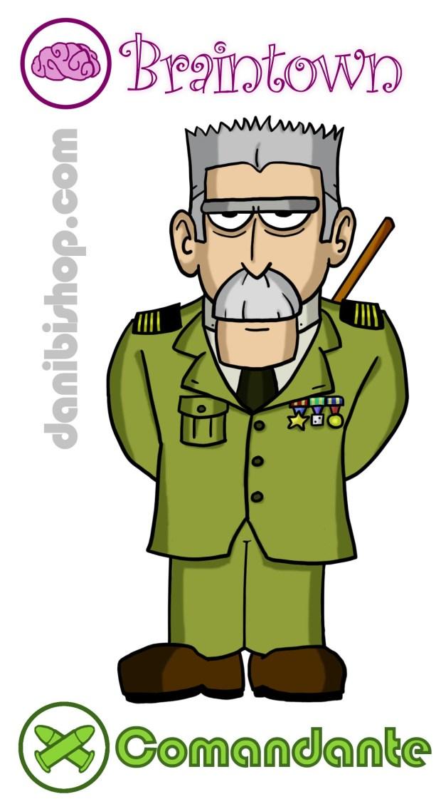 Braintown - Comandante