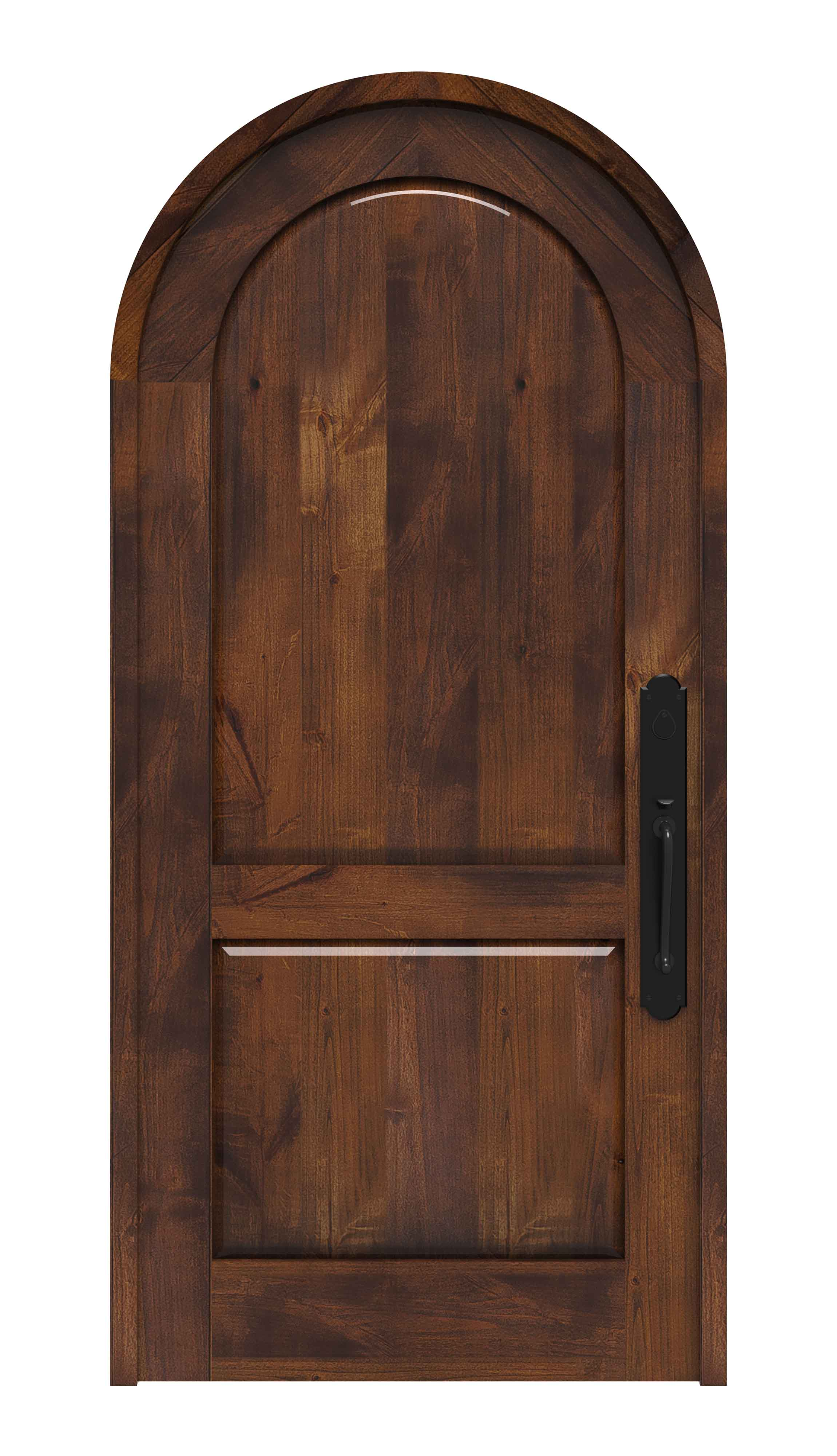 Tuscan Kitchen Cabinet Handles Arched Front Entry Door | Rustica Hardware