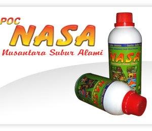 Jual Pupuk organik cair POC NASA