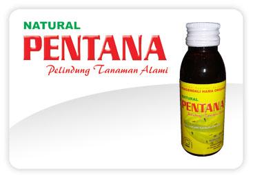 Jual Pestisida Organik Natural PENTANA